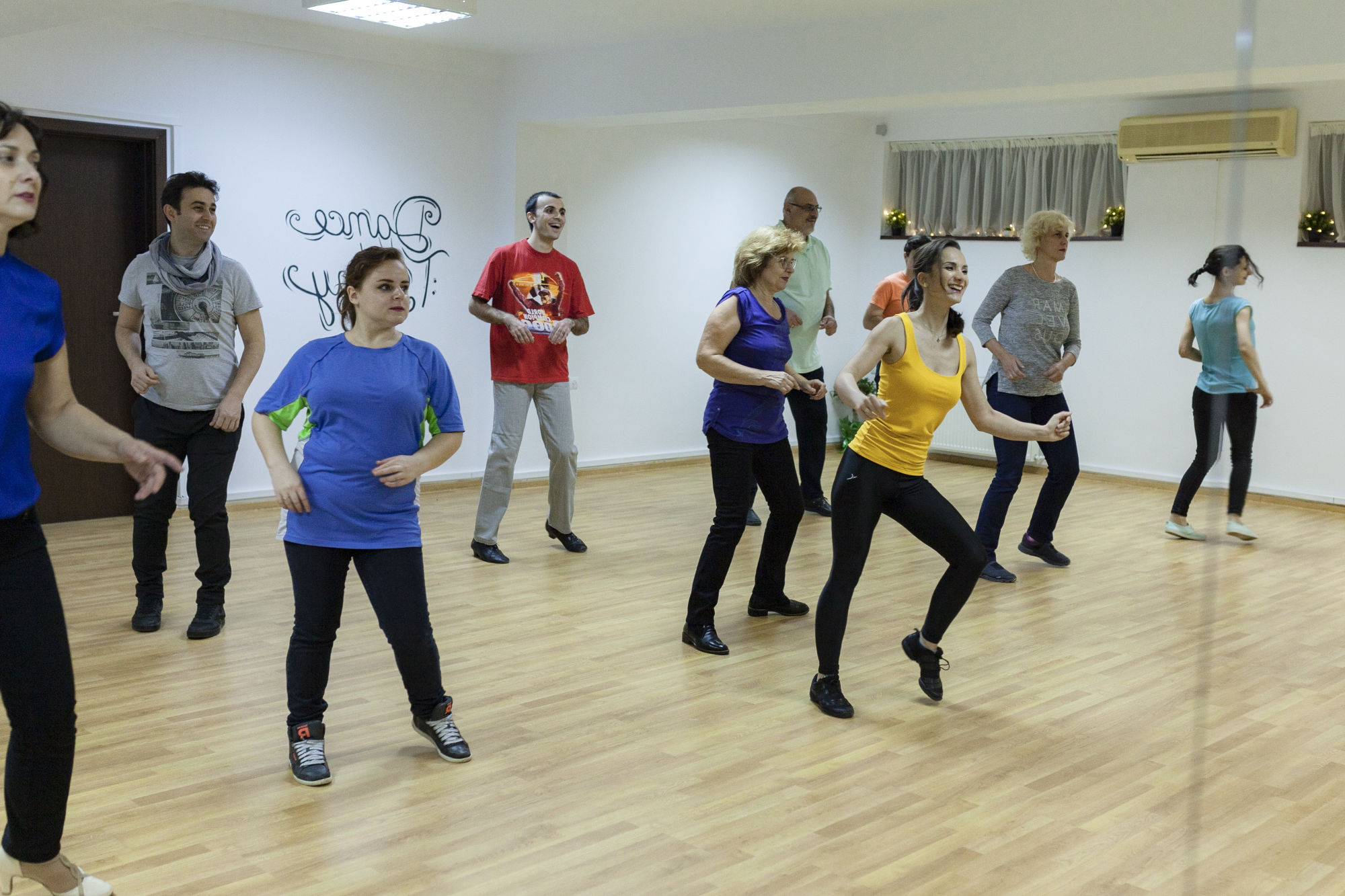dansuri cu instructor