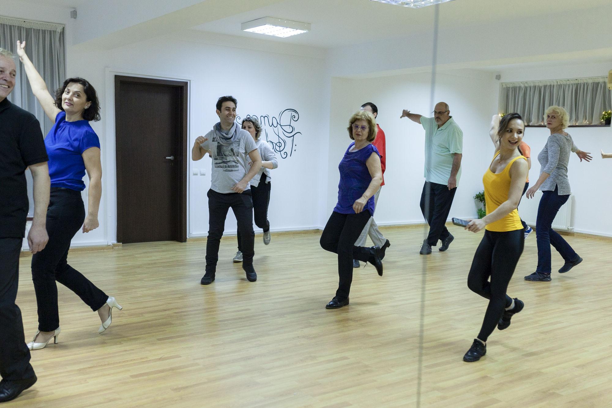dans pe perechi Dance Today Bucuresti