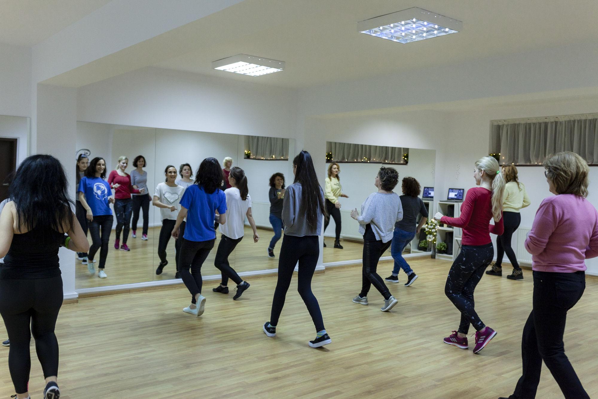 sala Dance Today Bucuresti