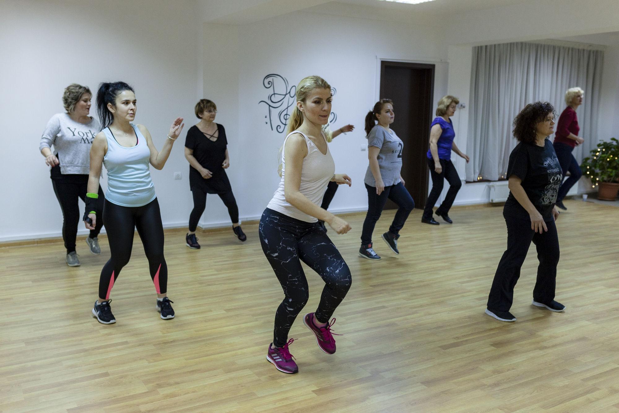 cursuri de dans pentru dame