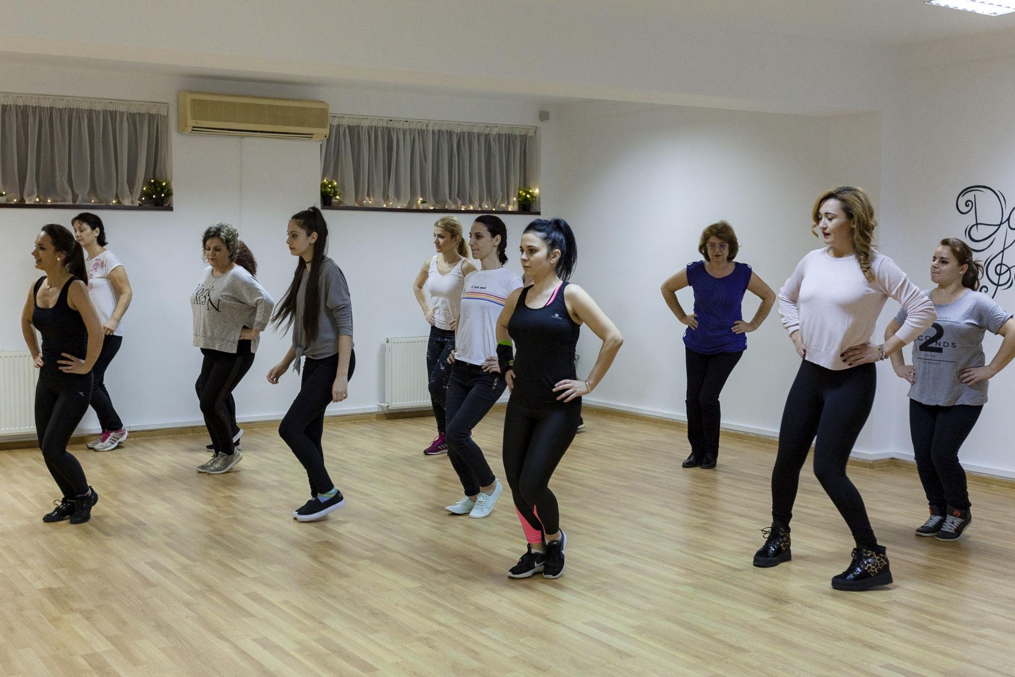 cursuri de dans femei