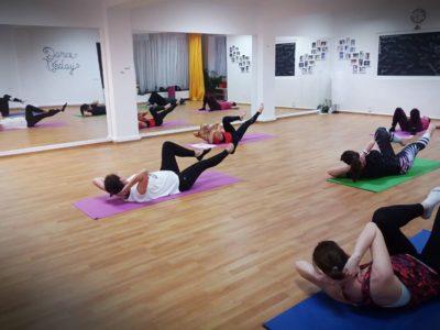 Cursuri Pilates